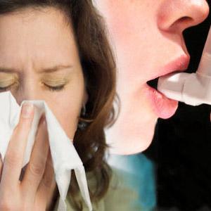 alerjik nezle